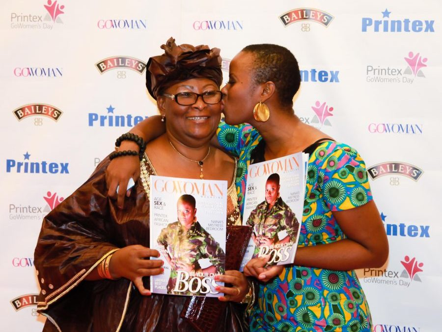 Launch of GoWoman Magazine with Printex, Bailey's in Ghana