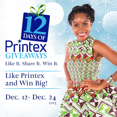 Social Media Giveaway for our client Printex in Ghana