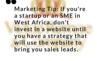 SME Corner: Do I need a website to market my small business?